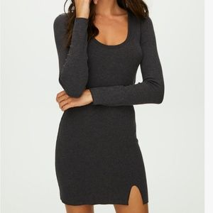 Aritzia Wilfred Free Nova Dress S